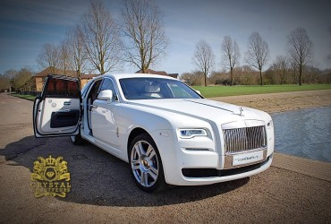 Rolls Royce Ghost S2 1