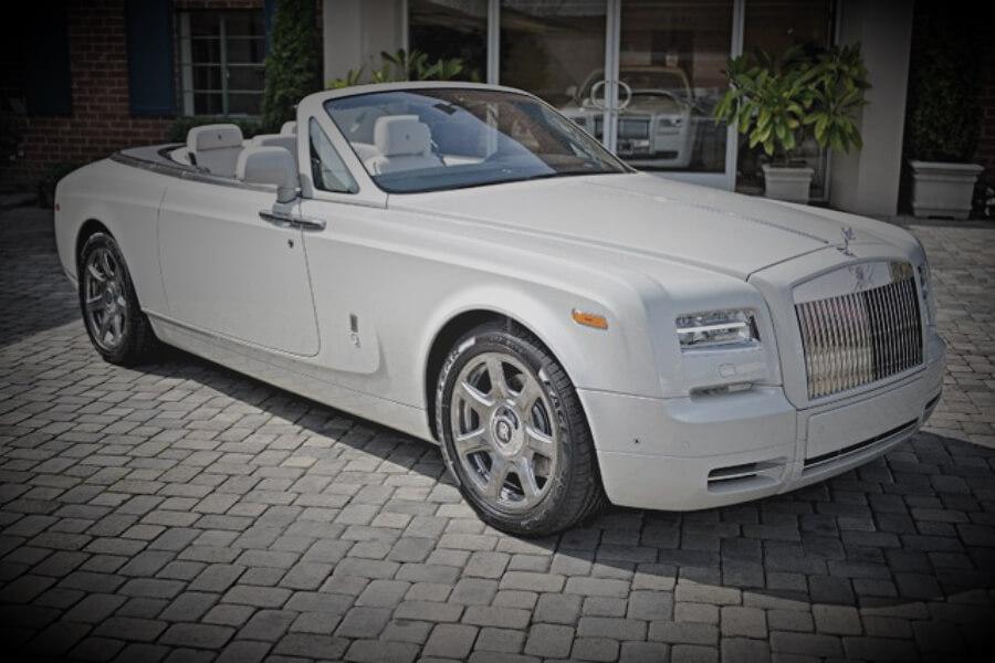 Black Rolls Royce Phantom Prom Car Hire Luxury Car Hire