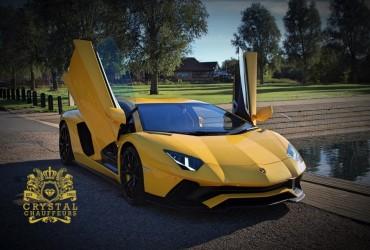 Lamborghini Aventador S 1