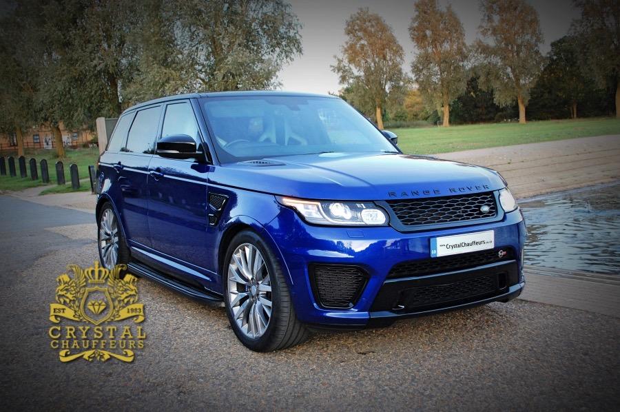 Range Rover SVR 1