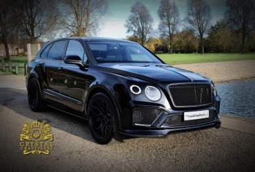 URBAN Bentley Bentayga 1